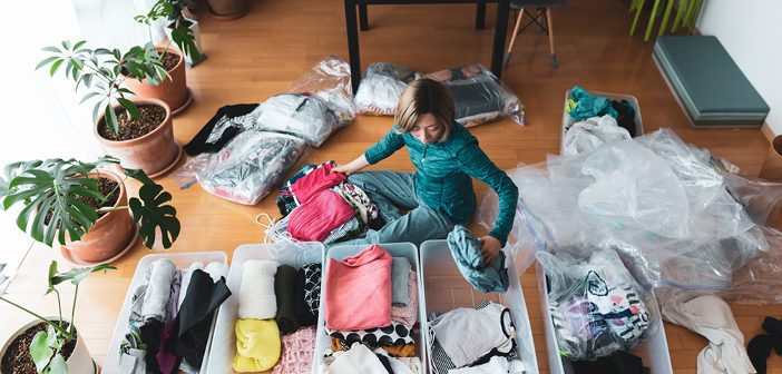Clearing Out the Clutter for the Holidays - Money Matters by FIGFCU