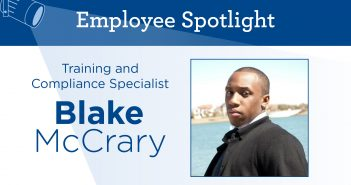 Employee Spotlight Training and Compliance Specialist